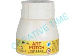 Lepidlo a lak na decoupage ART POTCH 250 ml