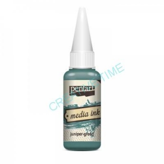 Media ink atrament 20 ml borievka