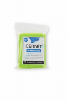 Cernit Number One Lime Green 56 g