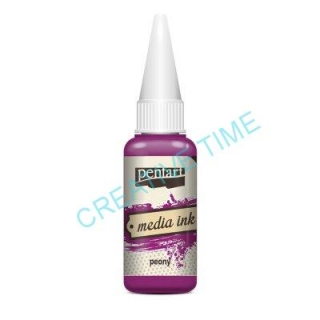 Media ink atrament 20 ml peony - pivonka