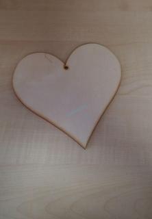 0ed8dae51 Drevený výrez srdce 25 cm empty