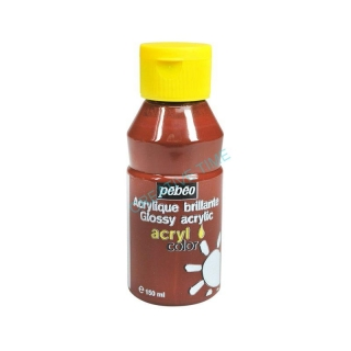 Acrylcolor 150 ml, 110 - Brown