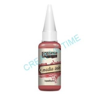 Media ink atrament 20 ml brusnica