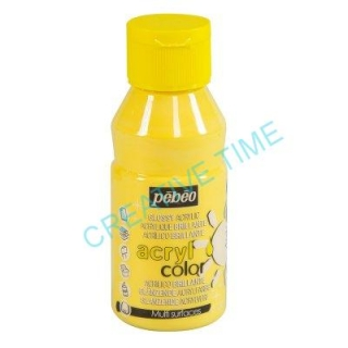 Acrylcolor 150 ml, 130 Pastel yellou